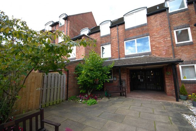 Thumbnail 1 bed flat for sale in Homeforth, Gosforth, Newcastle Upon Tyne