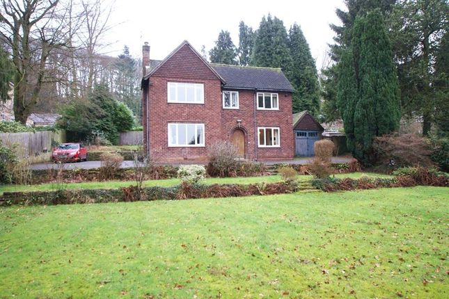 Thumbnail Property for sale in Duffield Road, Little Eaton, Derbyshire