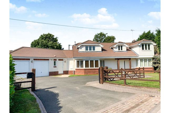 Thumbnail Detached house for sale in Clive Road, Pattingham, Wolverhampton
