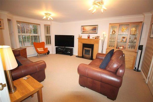 Lounge of Quins Croft, Leyland PR25