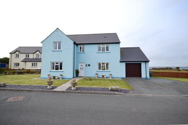 4 bed detached house for sale in West Bay Close, Angle, Pembroke