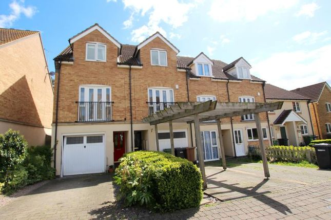 Thumbnail Town house to rent in St Katherines Mews, Hampton Hargate