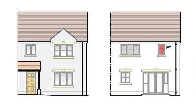 Thumbnail Detached house for sale in Meadow Gardens, Carmarthen Road, Kilgetty