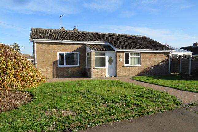 Thumbnail Detached house for sale in Nursery Close, Acle, Norwich