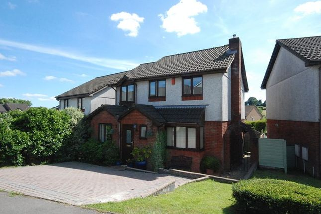 Thumbnail Detached house for sale in Claymans Pathway, Woodlands, Ivybridge