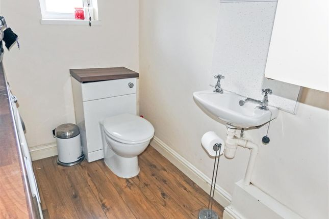 Cloakroom WC/Utilty Room