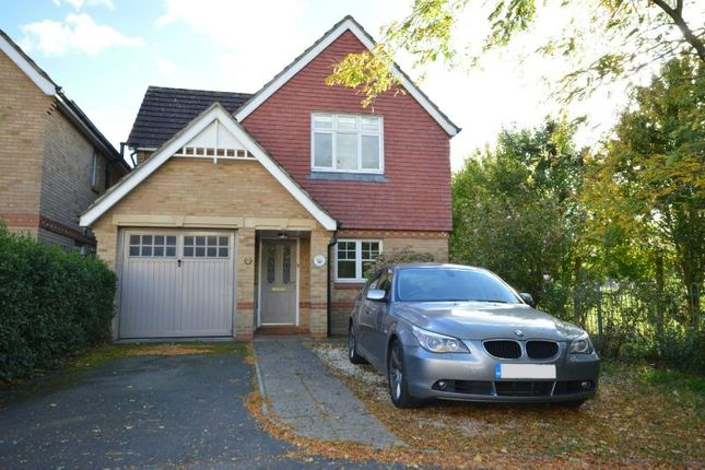 Thumbnail Detached house for sale in Grapsome Close, Chessington