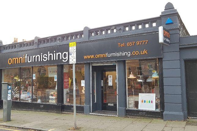 Thumbnail Retail premises to let in Minto Street, Edinburgh