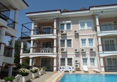 3 bed duplex for sale in Mugla, Fethiye, Hisaronu, Mediterranean, Turkey