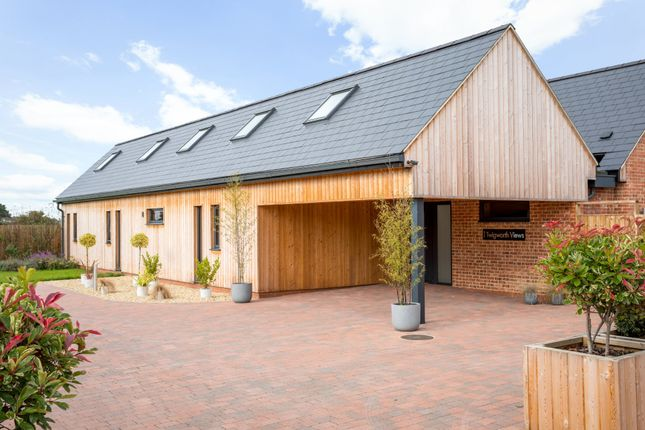 Thumbnail Detached house for sale in Tewkesbury Road, Twigworth, Gloucester