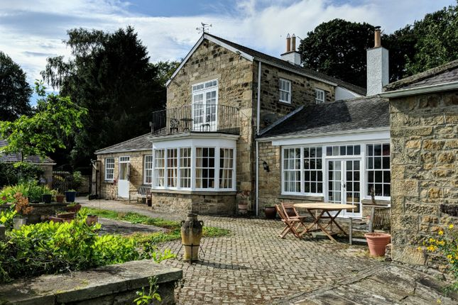 Thumbnail Country house for sale in Oakwood House, Wylam, Northumberland