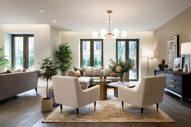 Thumbnail Flat for sale in Apartment 7, Novel House, 29 New End, Hampstead, London