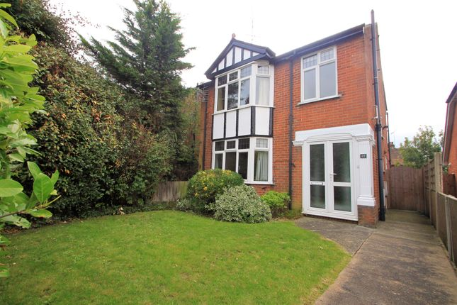 Thumbnail Semi-detached house to rent in Cowdray Avenue, Colchester, Essex