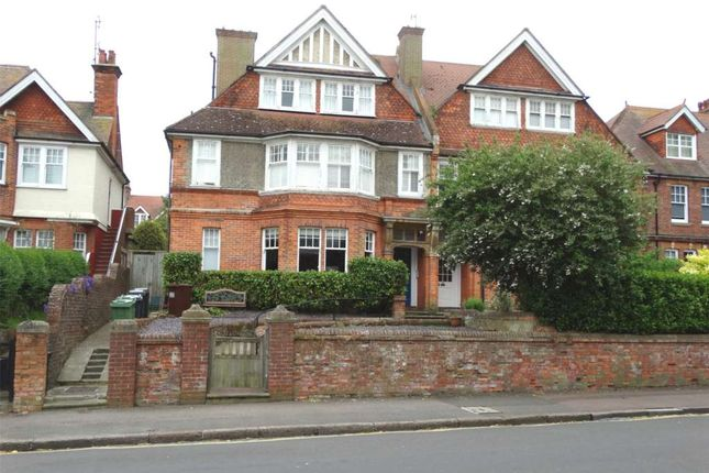 Thumbnail Flat to rent in Southfields Road, Eastbourne
