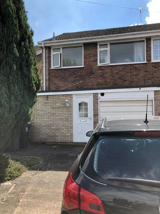 Thumbnail Property to rent in Leyman Close, Yardley Wood, Birmingham