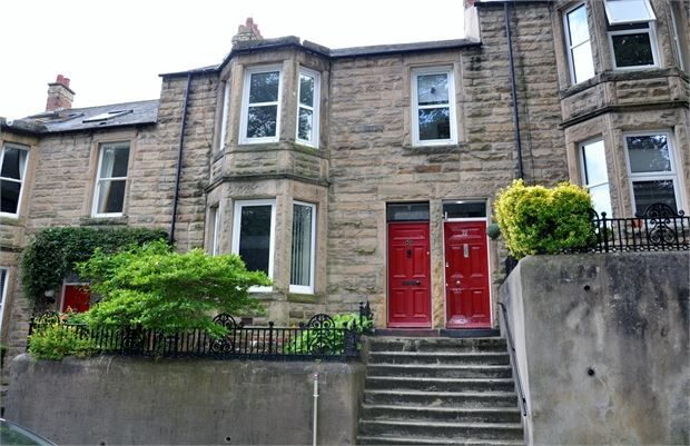 Thumbnail Maisonette for sale in Millfield Terrace, Hexham