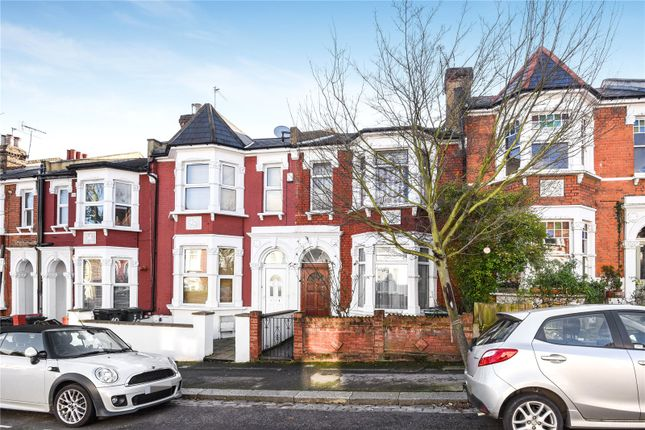 4 bed terraced house for sale in Cavendish Road, Harringay, London