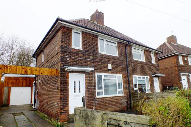 Thumbnail Semi-detached house to rent in Ironwood Crescent, Leeds, West Yorkshire