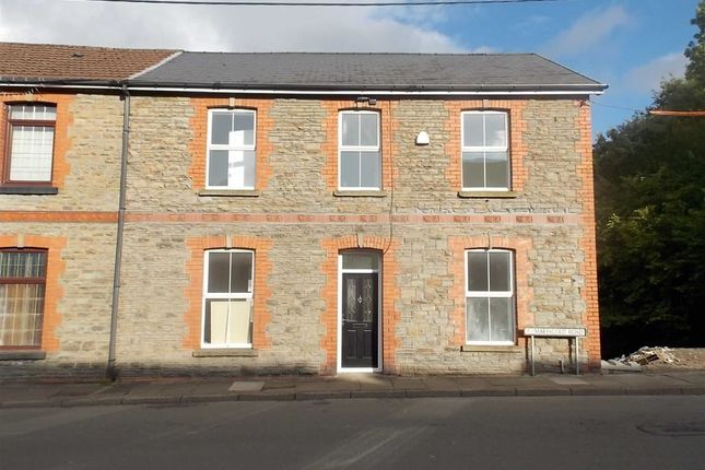 Thumbnail Terraced house for sale in Maesycoed Road, Pontypridd