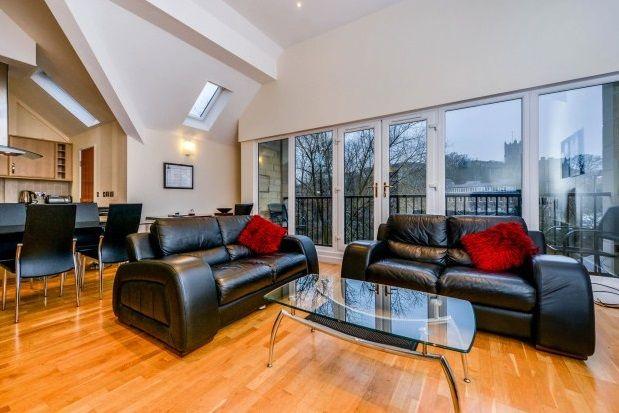 Thumbnail Flat to rent in Damside Street, Lancaster