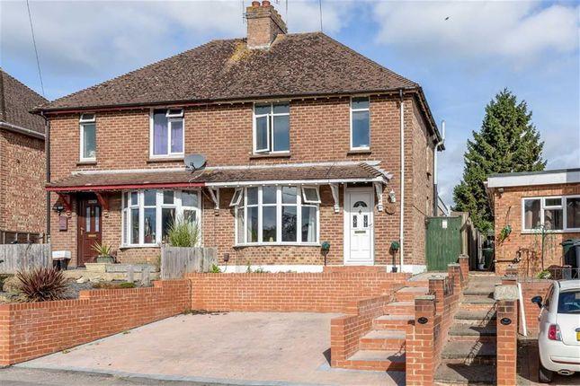 Thumbnail Semi-detached house for sale in Bentley Road, Willesborough, Ashford