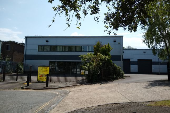 Thumbnail Industrial to let in Vanpoulles, Telford Place, Crawley