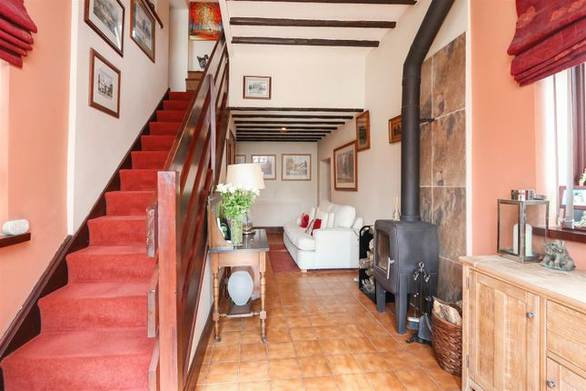 Hallway of Chesterfield Road, Hardstoft, Chesterfield S45