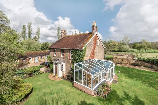Thumbnail Equestrian property for sale in Stoke Trister, Wincanton, Somerset