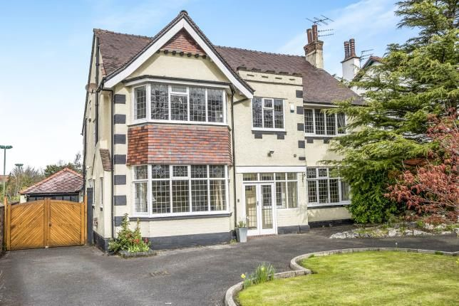 Thumbnail Detached house for sale in Brocklebank Road, Southport, Merseyside, England
