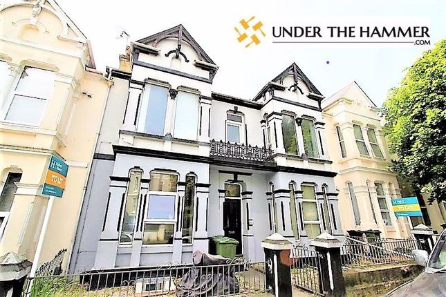 1 bed flat for sale in Connaught Avenue, Mutley, Plymouth, Devon PL4