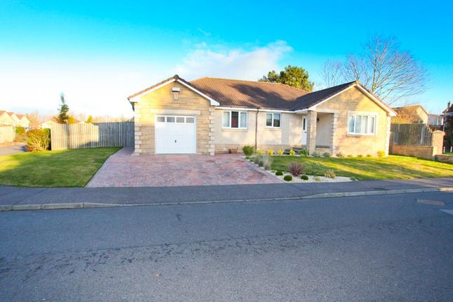 Thumbnail Detached bungalow for sale in Braemar Gardens, Glenrothes