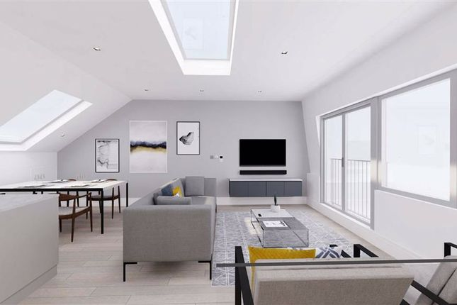 Thumbnail Flat for sale in The Collection, Fulham, London