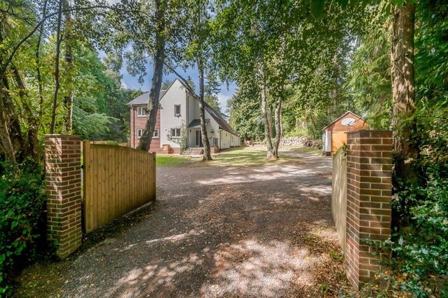 Thumbnail Detached house for sale in Lower Broad Oak Road, West Hill, Ottery St. Mary, Devon