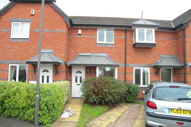 Thumbnail Terraced house to rent in Cairngorm Drive, Sinfin, Derby