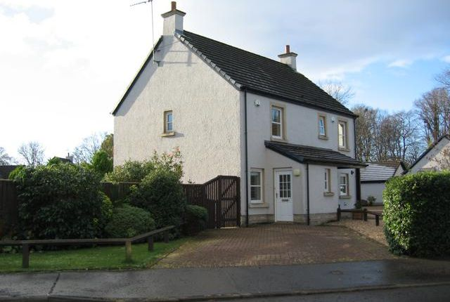 Thumbnail Semi-detached house to rent in Noddleburn Meadow, Largs, North Ayrshire