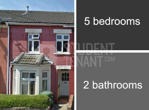 Thumbnail Shared accommodation to rent in Oxford Street, Pontypridd