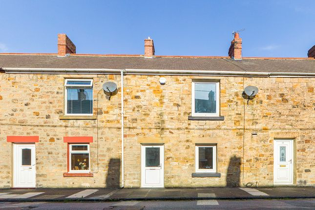 Thumbnail Terraced house to rent in South Cross Street, Leadgate, Consett