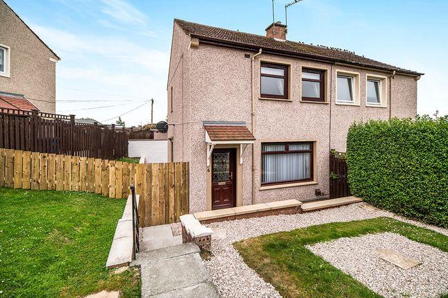 Thumbnail Semi-detached house to rent in Wilson Road, Gorebridge