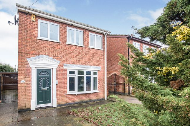 3 bed detached house for sale in Fairview Avenue, Underwood, Nottingham NG16