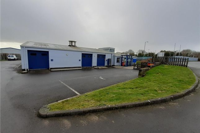Thumbnail Commercial property for sale in Callington Business Park, Moss Side Industrial Estate, Callington, Cornwall