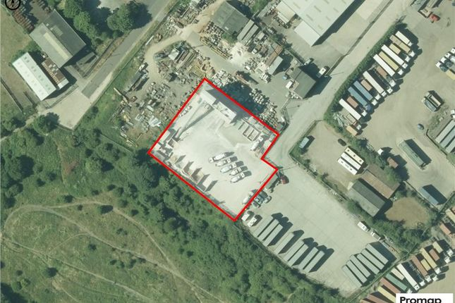 Thumbnail Land to let in Former Tarmac Site, Mansfield Road, Aston, Sheffield