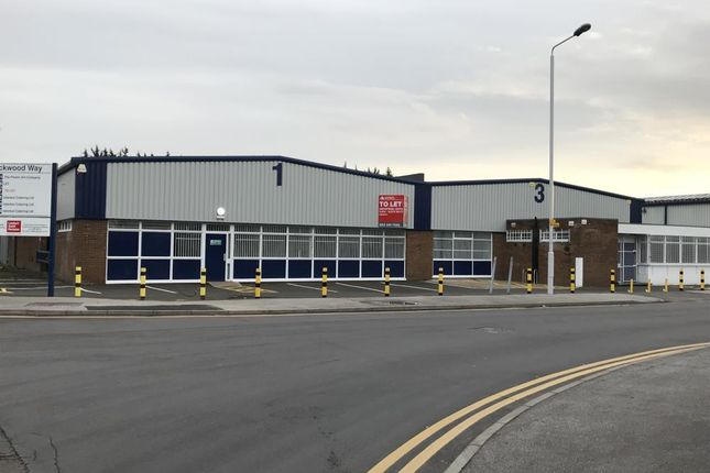 Thumbnail Industrial to let in Units 1 - 3, Lockwood Way, Leeds