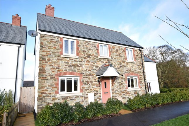 Thumbnail Detached house to rent in Cottles View, North Tawton