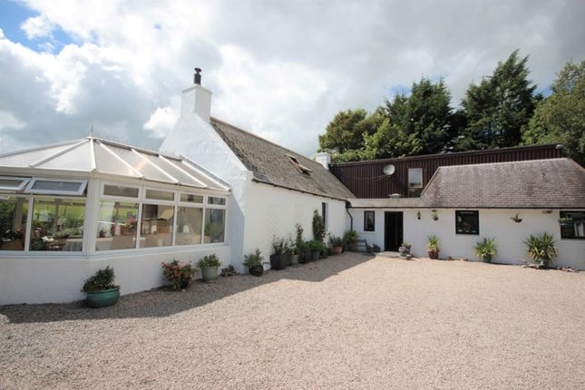 Thumbnail Cottage for sale in Fisherford, Inverurie