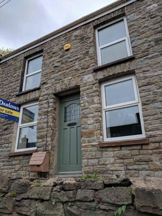 Thumbnail Terraced house to rent in Cardiff Road, Troedyrhiw, Merthyr Tydfil