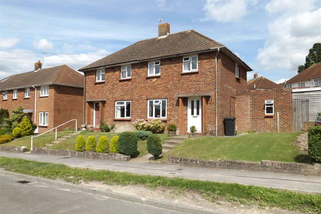 2 bed semi-detached house for sale in Barn Road, Lewes