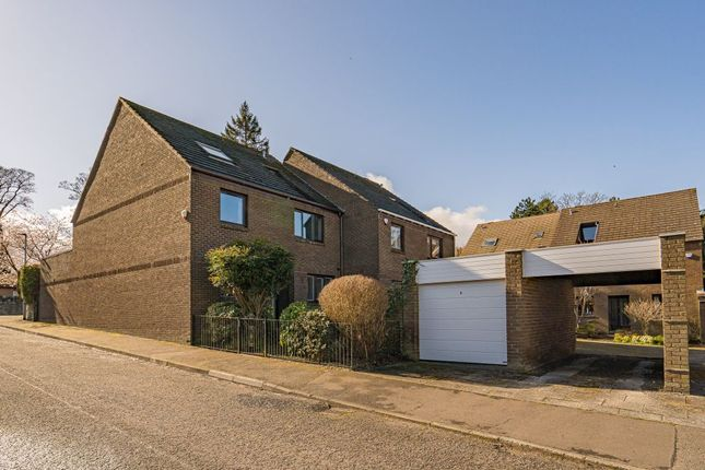 Thumbnail Semi-detached house for sale in 1 Gamekeeper's Park, Edinburgh