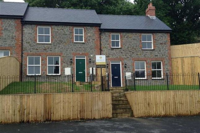 Thumbnail End terrace house for sale in Woodland View, Blaenavon, Torfaen