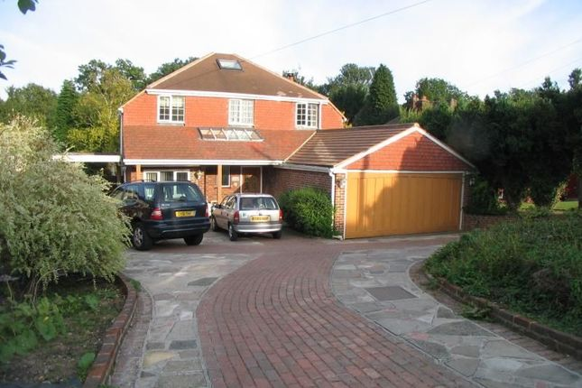 Thumbnail Detached house to rent in Julian Road, Chelsfield, Orpington