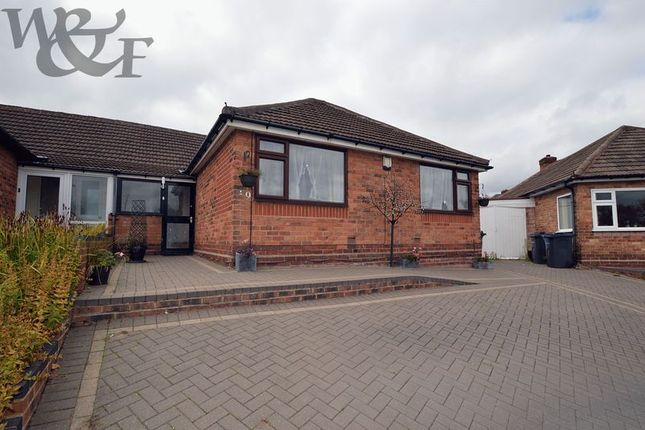 Thumbnail Semi-detached bungalow for sale in Barnsbury Avenue, Sutton Coldfield
